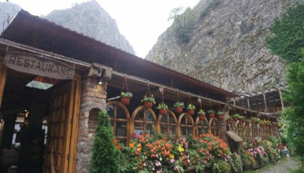 Matka Hotel and Restaurant, Matka Canyon, Skopje, Macedonia