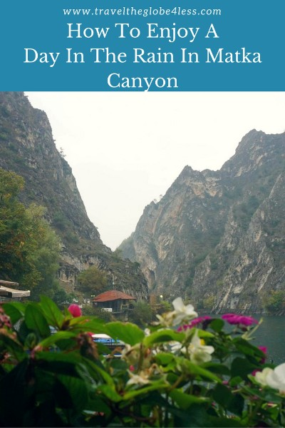 Matka Canyon pinterest