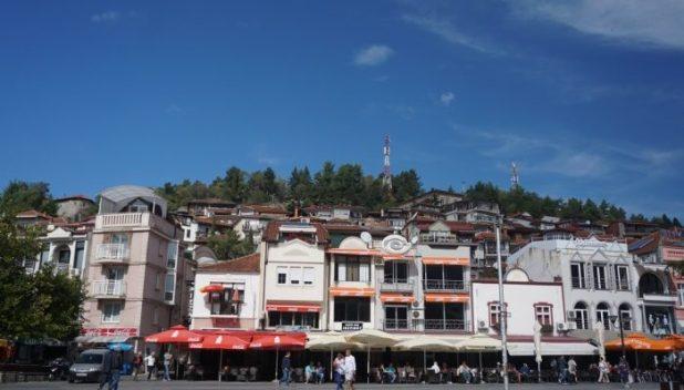 Ohrid old town, Macedonia