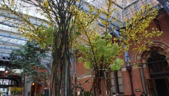 St Pancras, Renaissance, Lobby