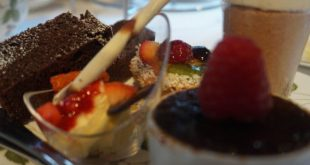 Millennium Mayfair afternoon tea desserts