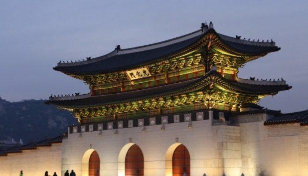 Seoul temples