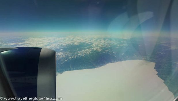 Dreamliner intelligent glass