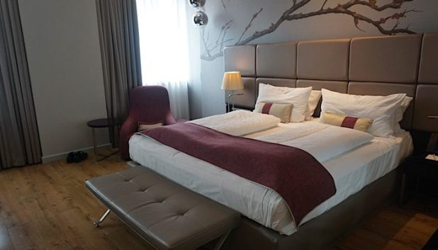 Earn points at Crowne Plaza