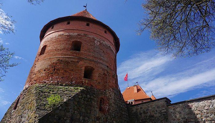 Gardens of Trakai