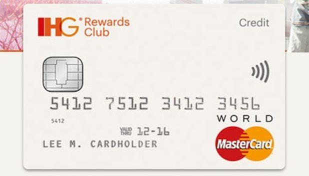 IHG reward scheme