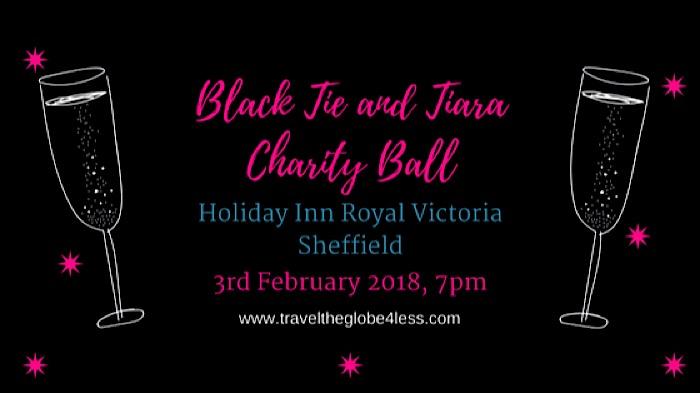 Black Tie And Tiaras Charity Ball - Our Kilimanjaro Challenge