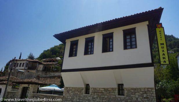 Hotel Muzaka, Berat