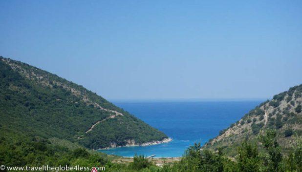 Albanian scenery