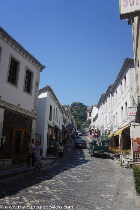 Southern Albania, Gjirokastra