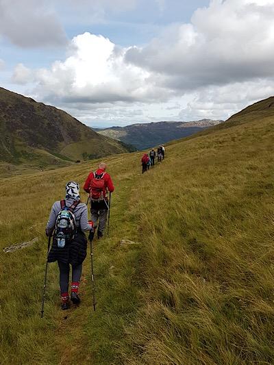 Snowdon walk