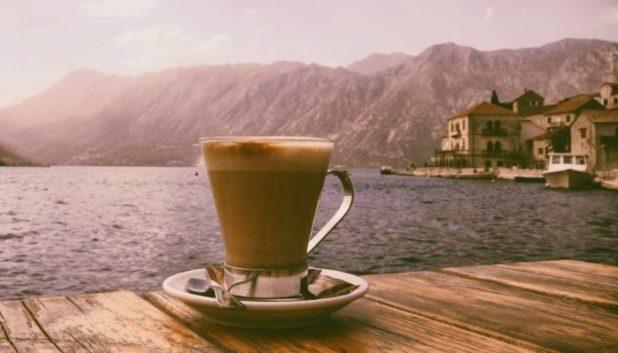 Enjoying Kotor Bay