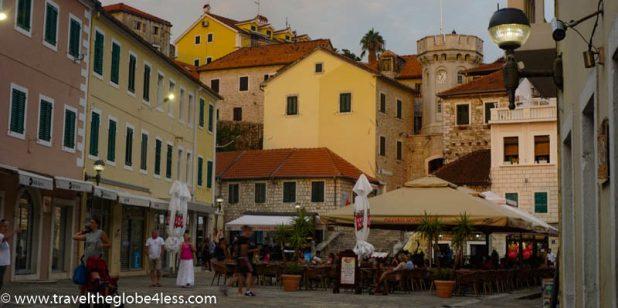 Herceg Novi, Bay of Kotor