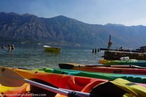 Go kayaking in Kotor with Adventure Montenegro