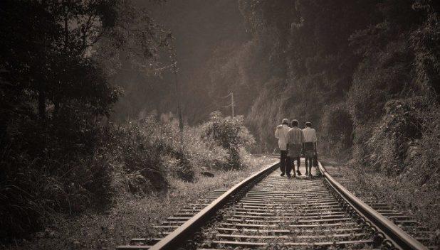 Sri Lanka train memories
