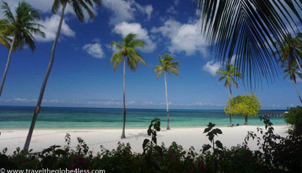 Residence Zanzibar beach area