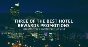 hotel rewards for any city