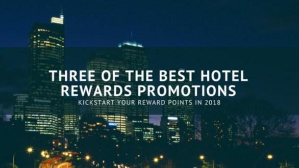 hotel rewards for any city