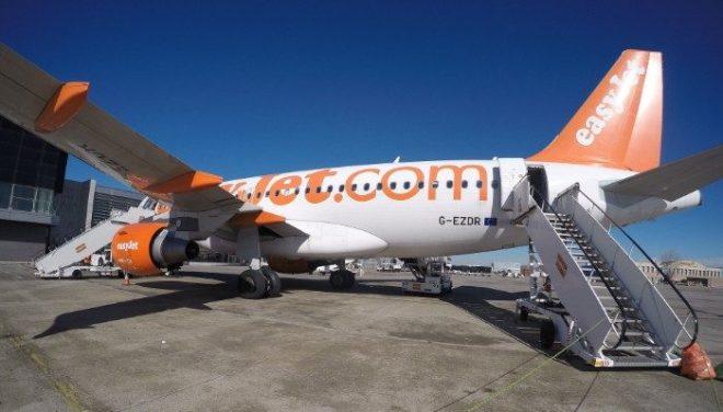 boarding easyJet