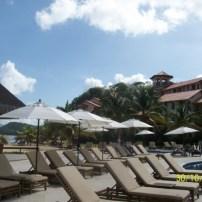 LaSource swimming pool. Grenada