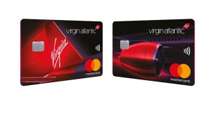 Two new virgin Atlantic credit cards
