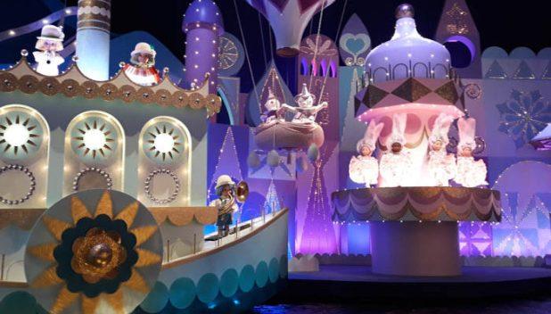 Songs from around the world Disneyland Paris