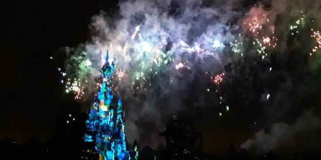 Disneyland Paris Sleeping Beauty's castle