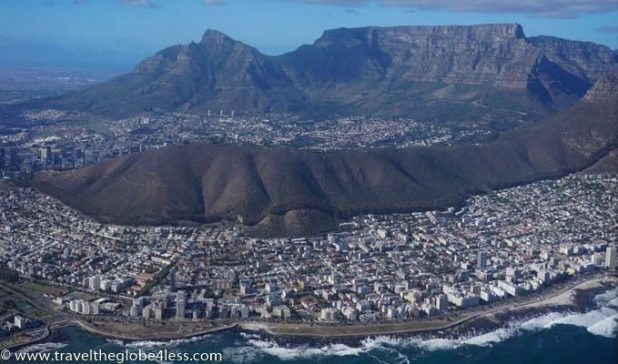 Signal Hill and Table Mountain