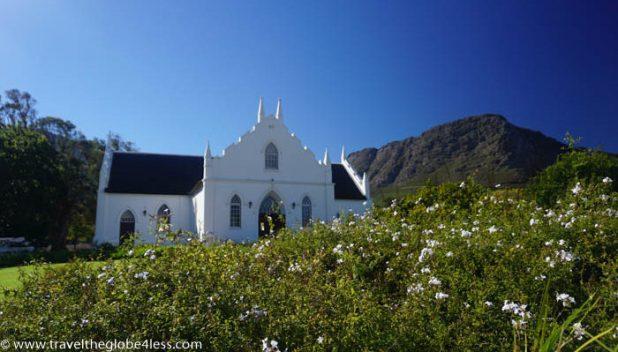 Franschhoek church