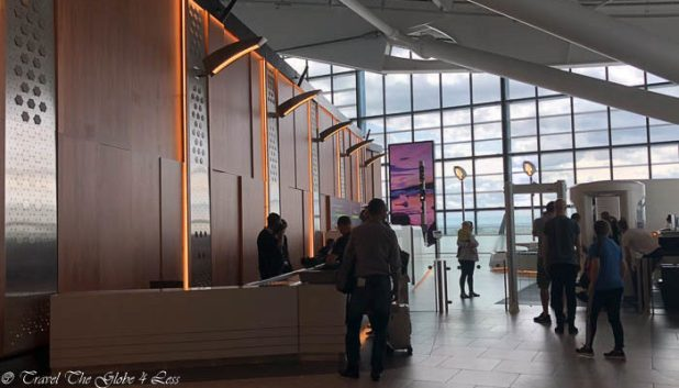 British Airways First Class Security Heathrow