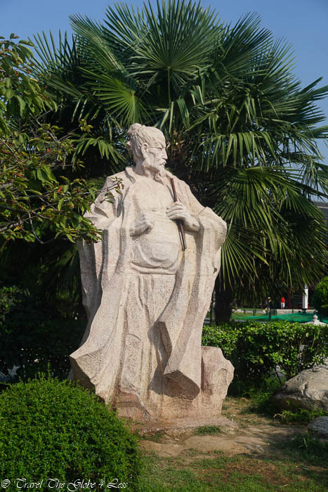 Xian sculptures