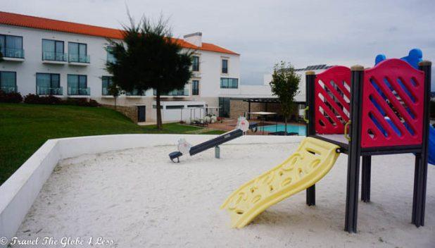 Real Abadia Hotel play area