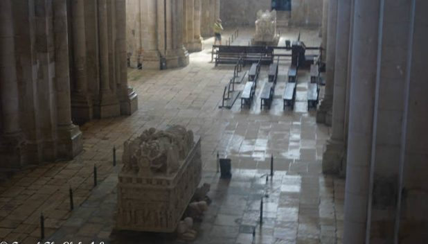 Tombs of Dom Pedro and Dona Ines