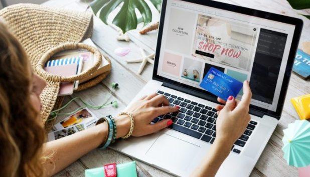 buying goods online