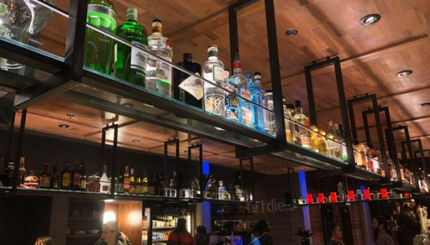 The Moxy Bar