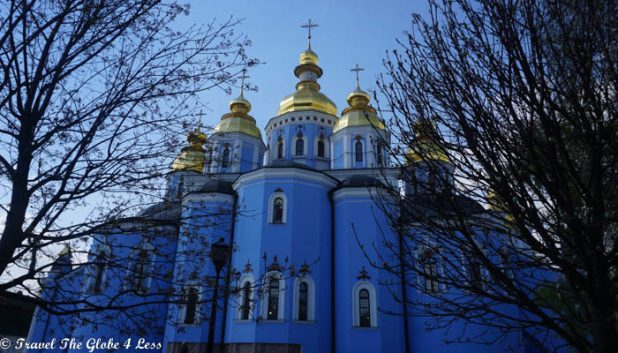 The Gold Domed Monastery of Kiev