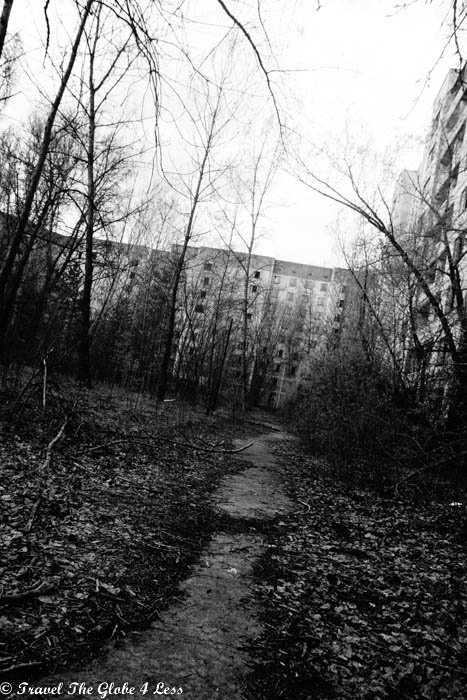 District 5 in Pripyat