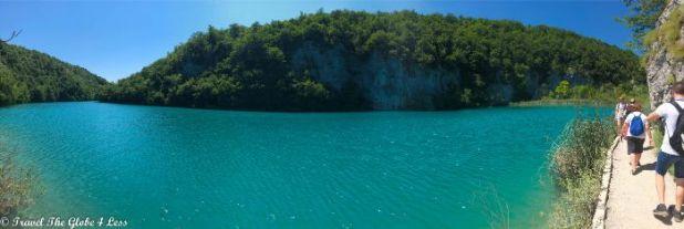 Lake at Plitvice