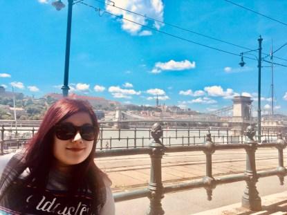elina a Budapest Lavorare da remoto da nomadi digitali: