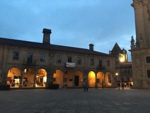 piazza Santiago de Compostela