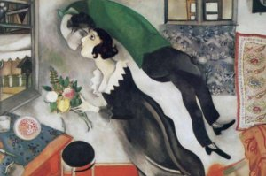 Compleanno - Marc Chagall