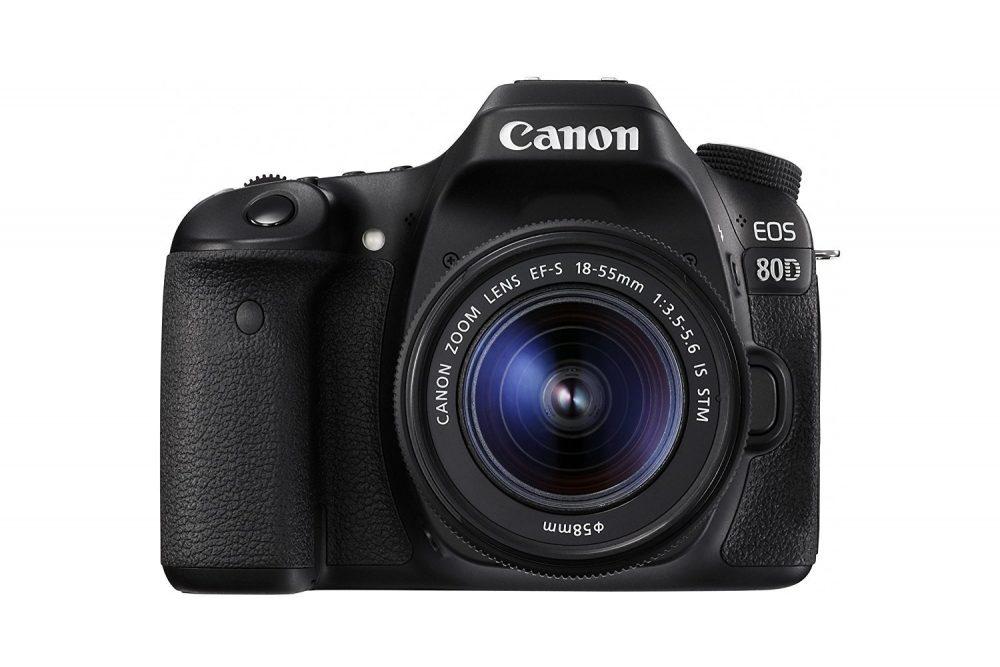 Canon EOS 80D Attrezzatura fotografica Travel blogger