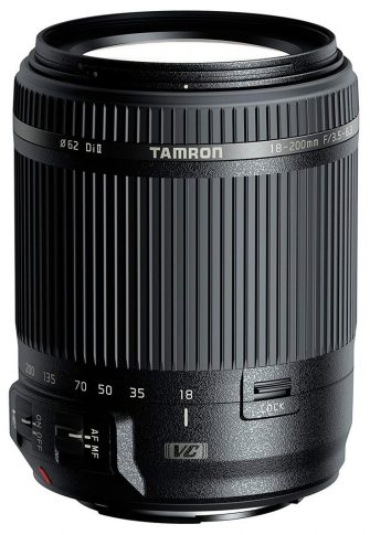 Tamron 18-200mm Attrezzatura fotografica Travel blogger
