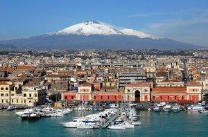 Etna e Catania
