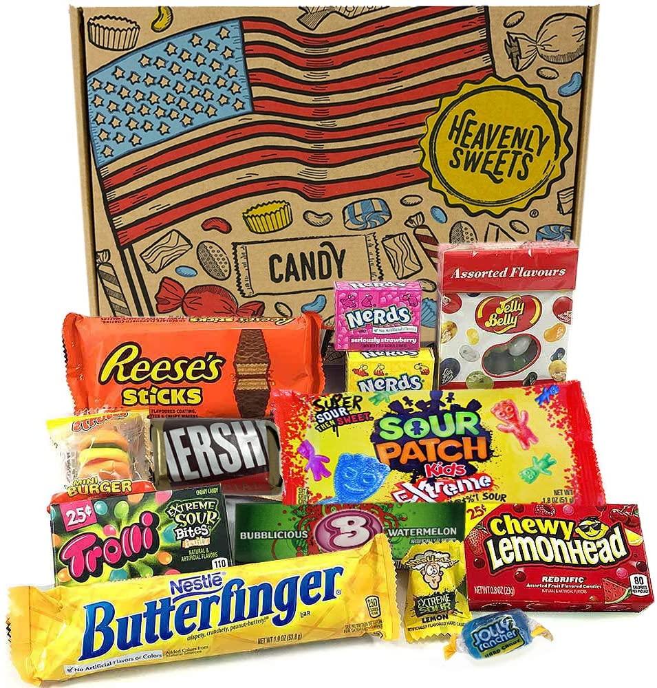 Confezione Piccola di Snack Americani traveltherapists blog di viaggio miglior blog di viaggio blog giappone