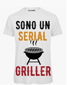 t shirt serial griller