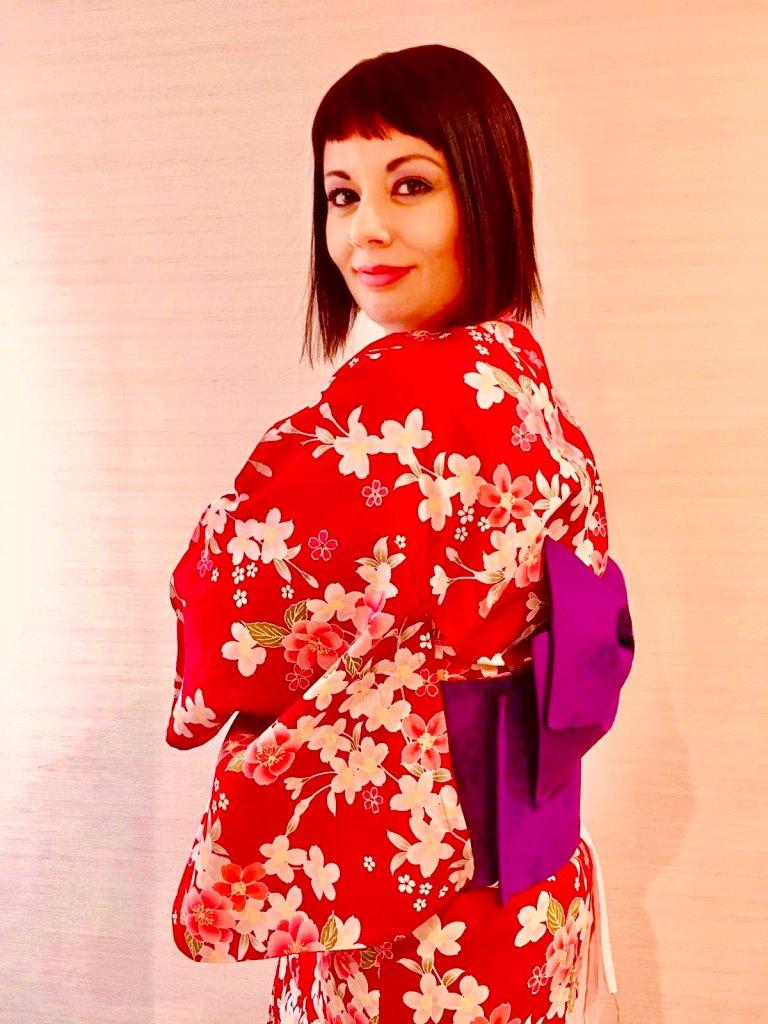 marzia parmigiani kimono tokyo