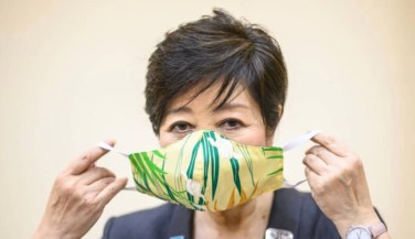 koike indossa mascherina Il mio viaggio in Giappone traveltherapists blog giappone elina e marzia blogger miglior blog di viaggio