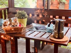 colazione Matilde's Chalet Nature House - ph M. Parmigiani