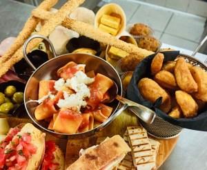 """aperitivo de """"Il Siciliano"""""""